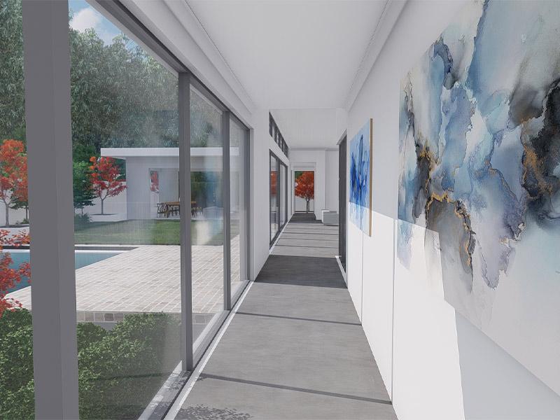 Floreat 2.0 Hallway 1